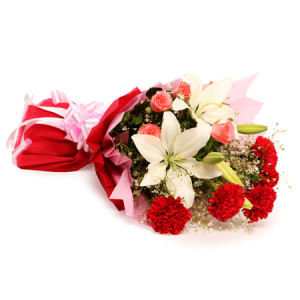 Executive Flowers BunchFlowers Delivery in Jalahalli Bangalore