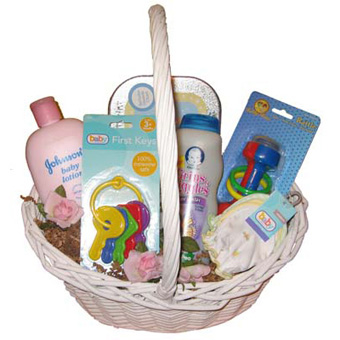 Baby Care Basket
