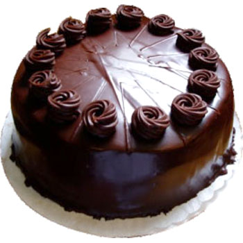 Eggless Chocolate Cakesend-flower-Vasanthnagar