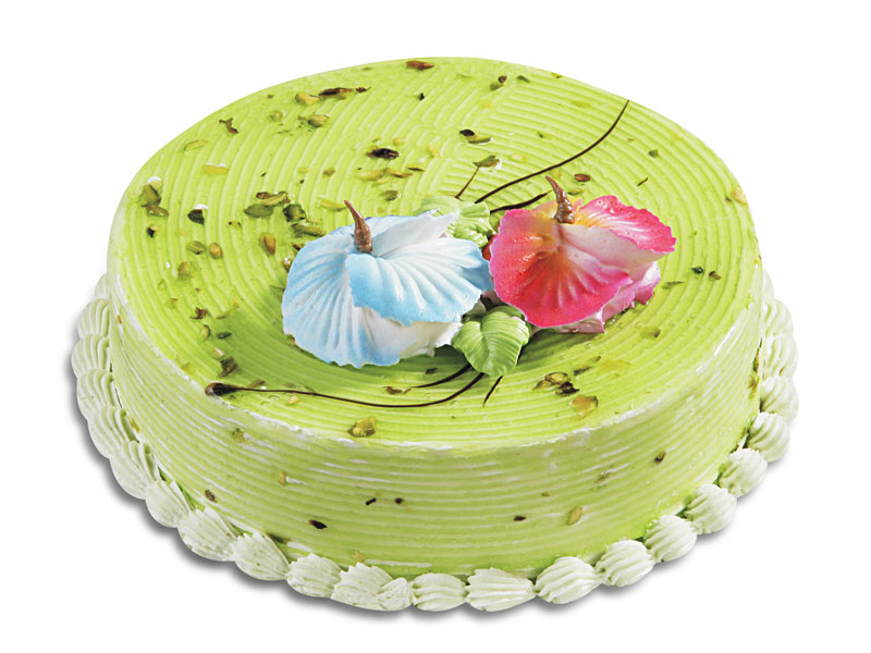 Pista Cakesend-flower-KHB-Colony