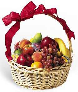 Basket of Mix Fruits (Weight 3 kg)